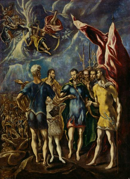 st maurice and theban martyrs