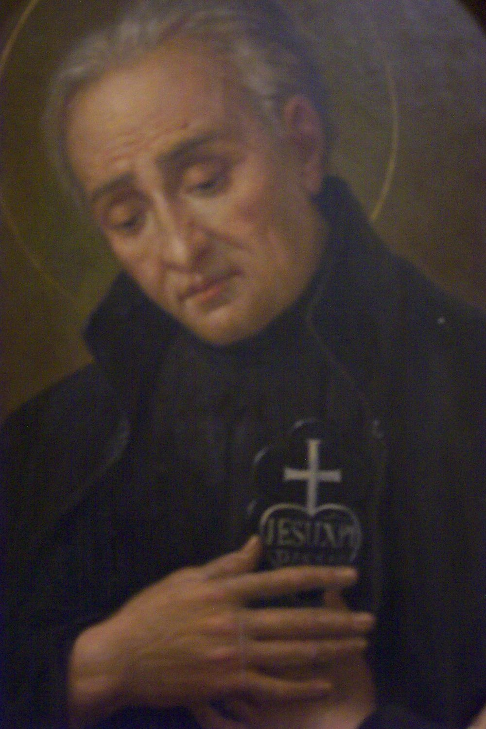 st paul of the cross - never seen