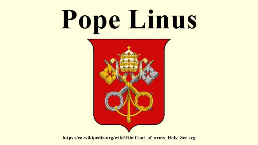 st pope linus - maxresdefault