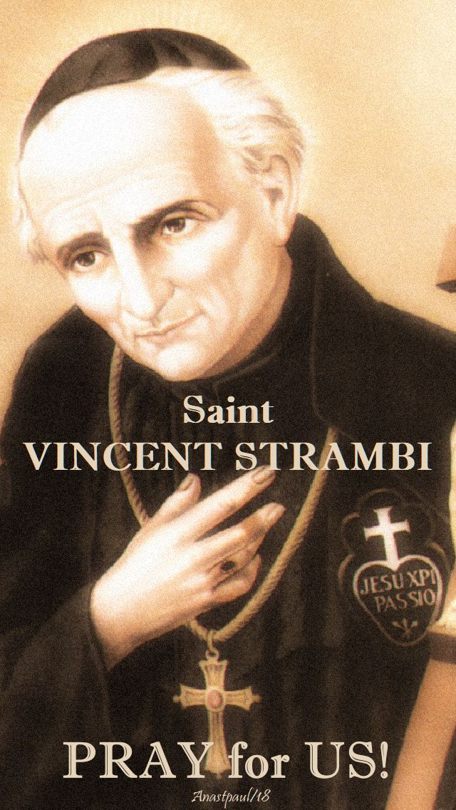 st vincent strambi pray for us no 2 - 25 sept 2018