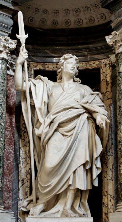 St Jude Apostle at St John Lateran