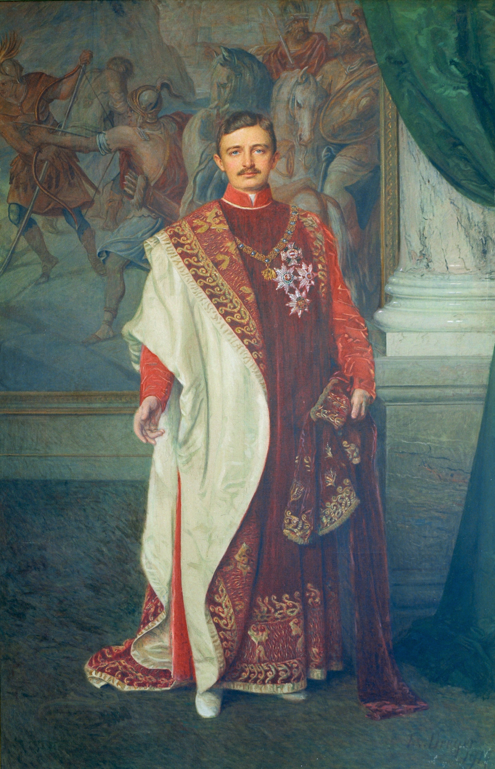 bl karl of austria 4.