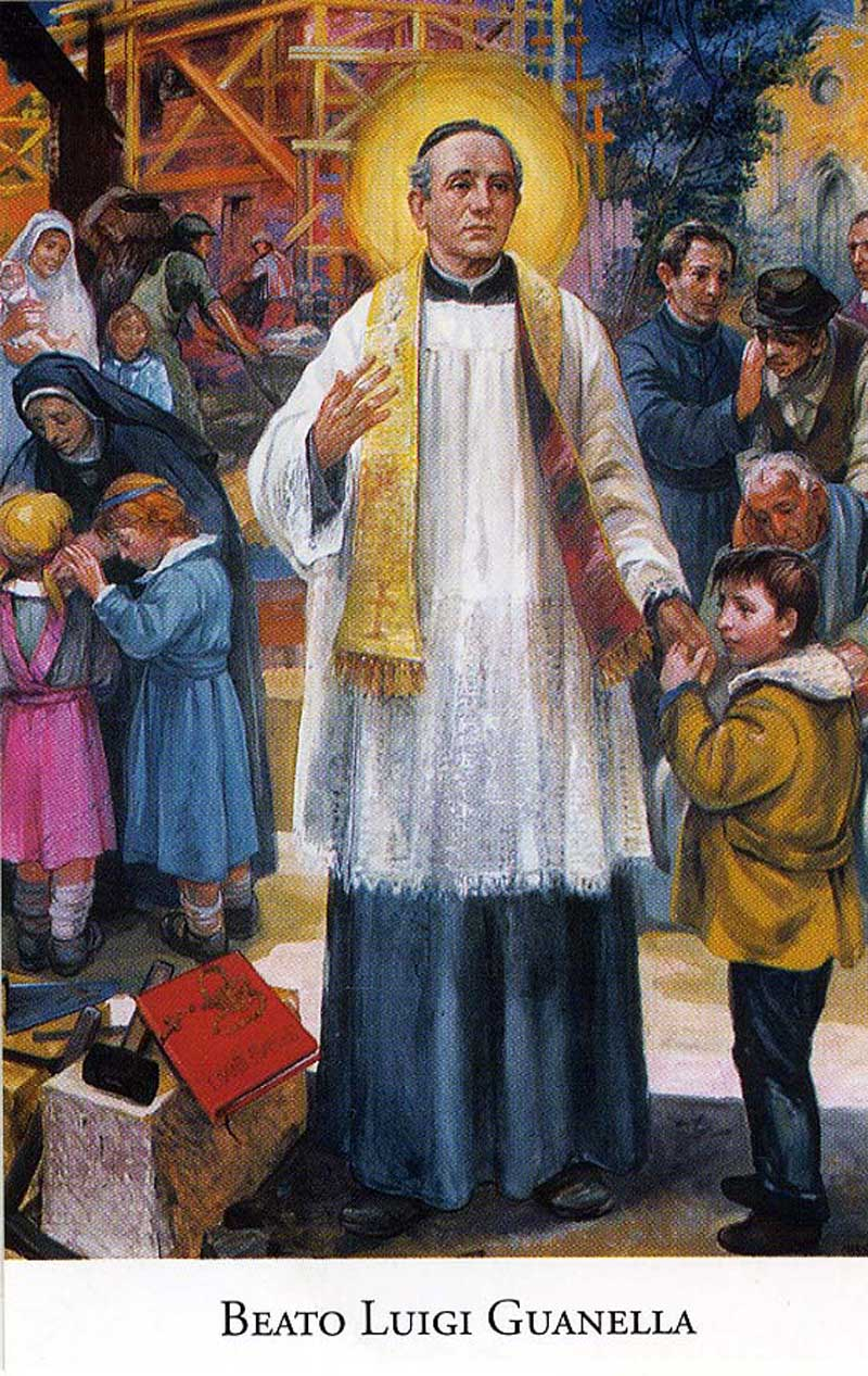 bl luigi priest beautiful