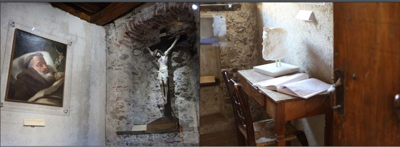 cell of st angelo