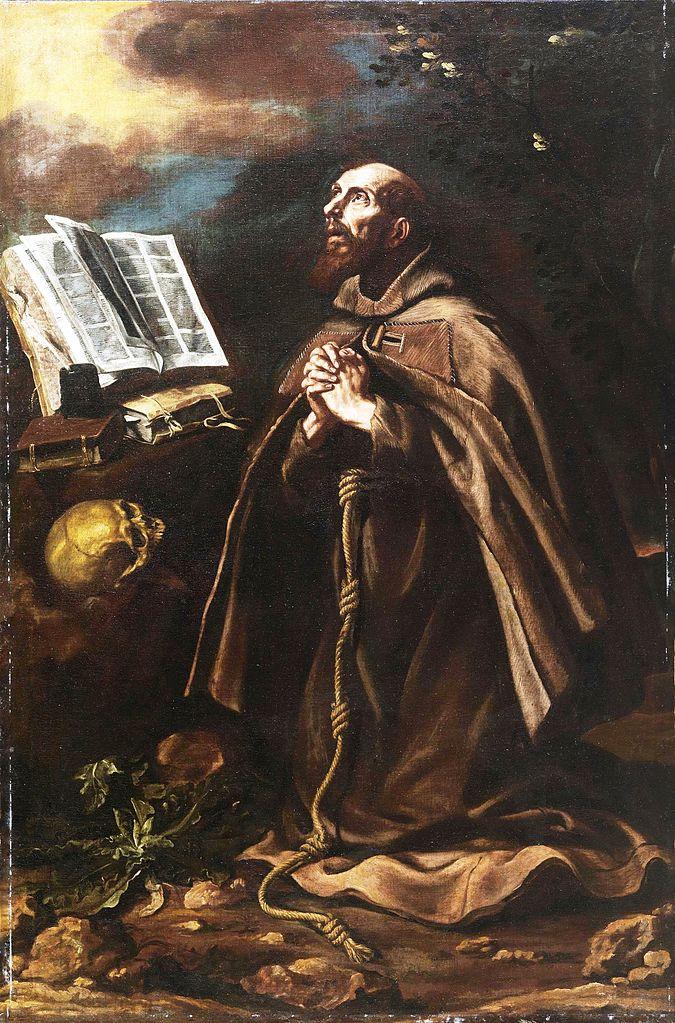 header - San_Pedro_de_Alcántara_(Museo_de_El_Greco,_Toledo)