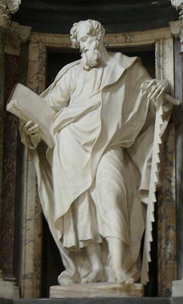 St Simon Apostle at St John Lateran