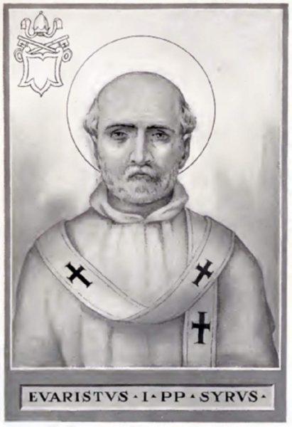 Pope_Evaristus