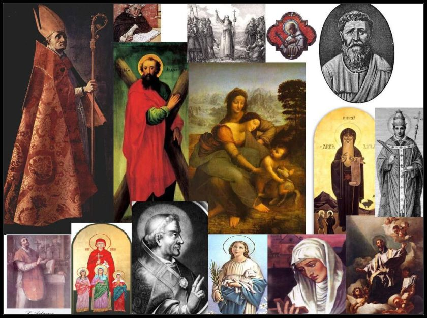Saints_of_the_Catholic_Church COVERS