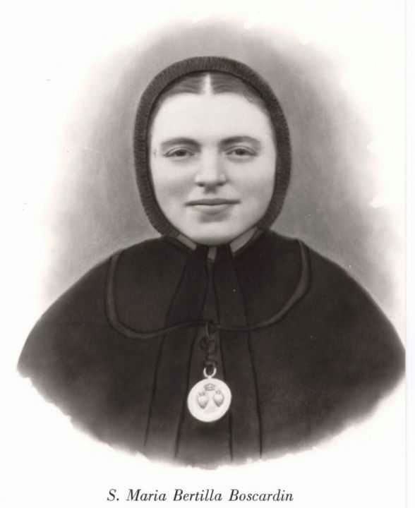 sister maria bertilla boscardin
