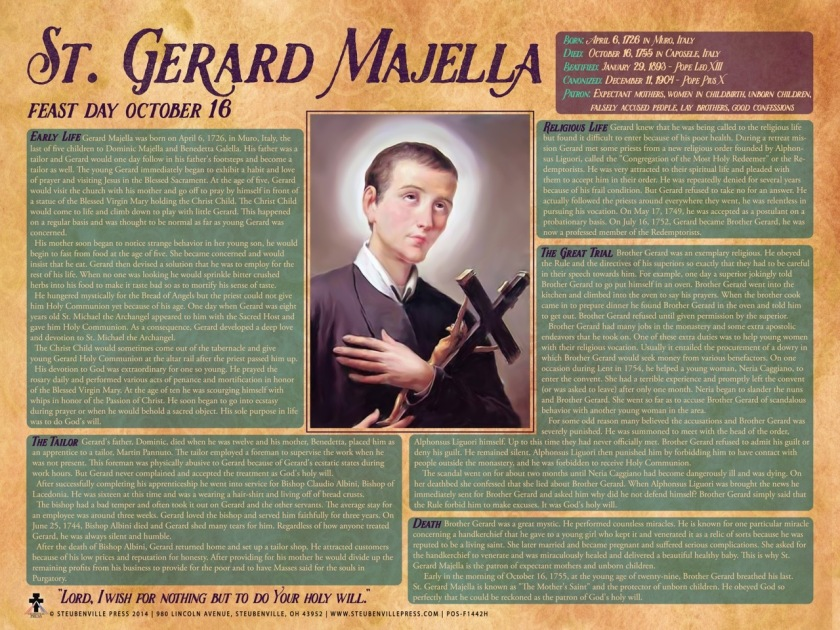 St._Gerard_Majella__lg info