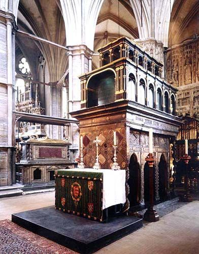 st edward tomb