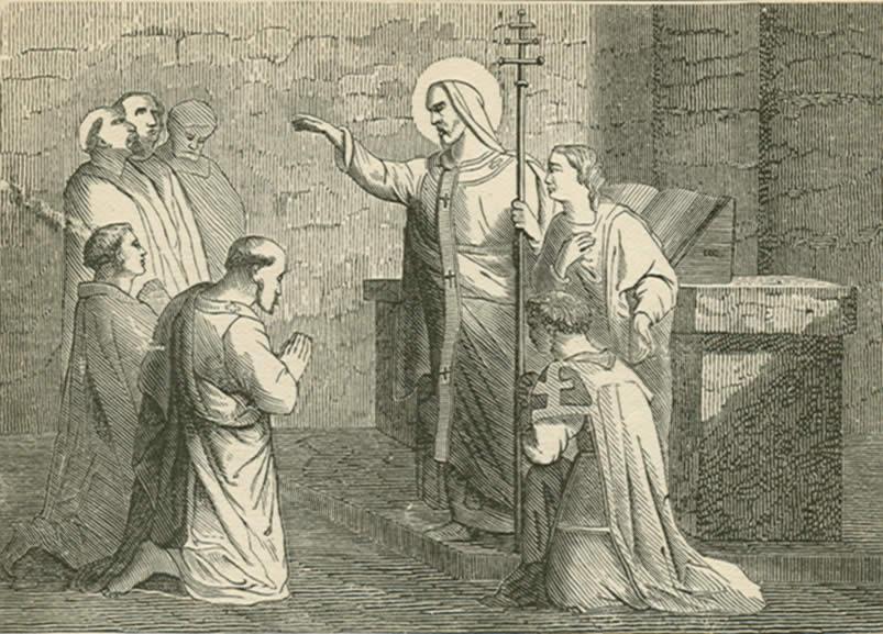 St. Evaristus, pope