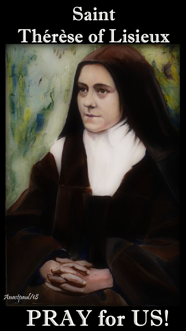 st t of l pray for us - 1 oct 2018