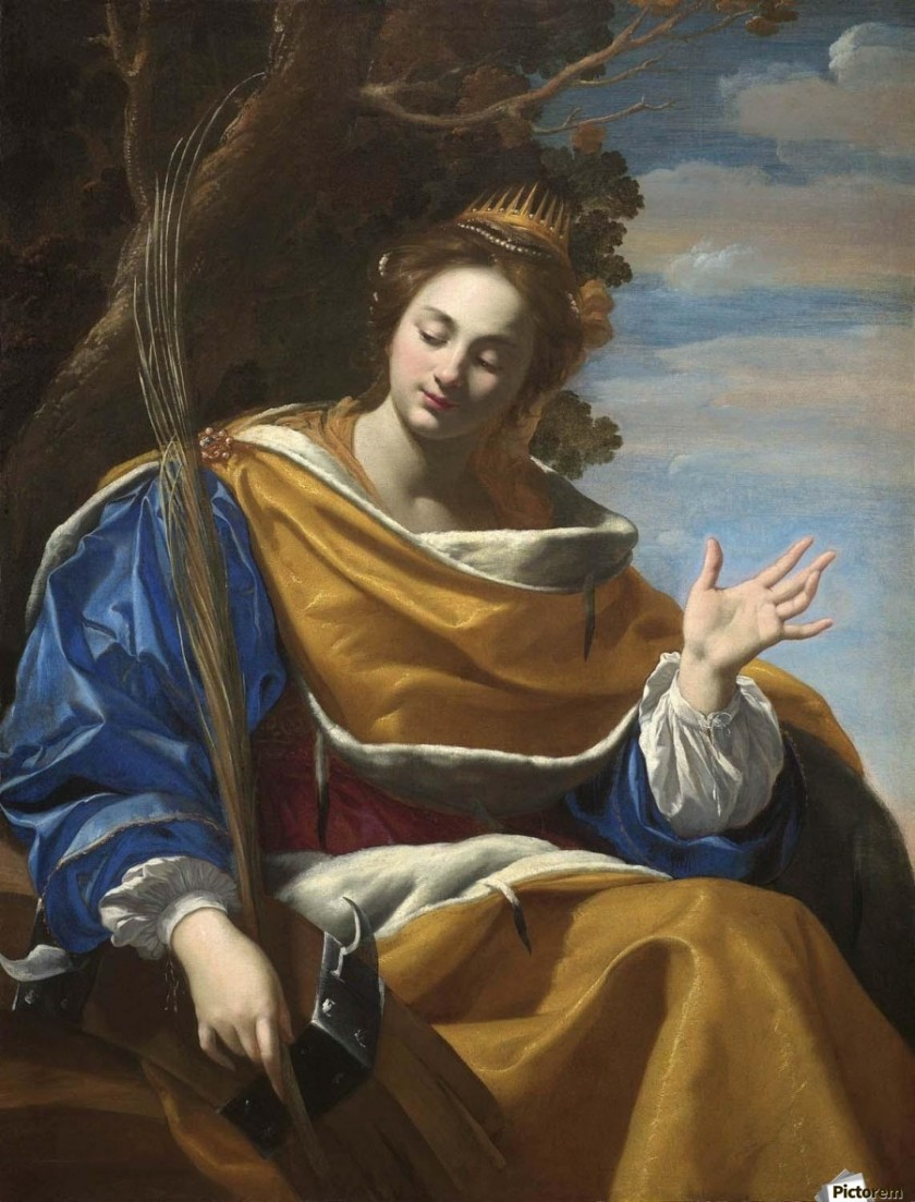 900_Saint Catherine of Alexandria