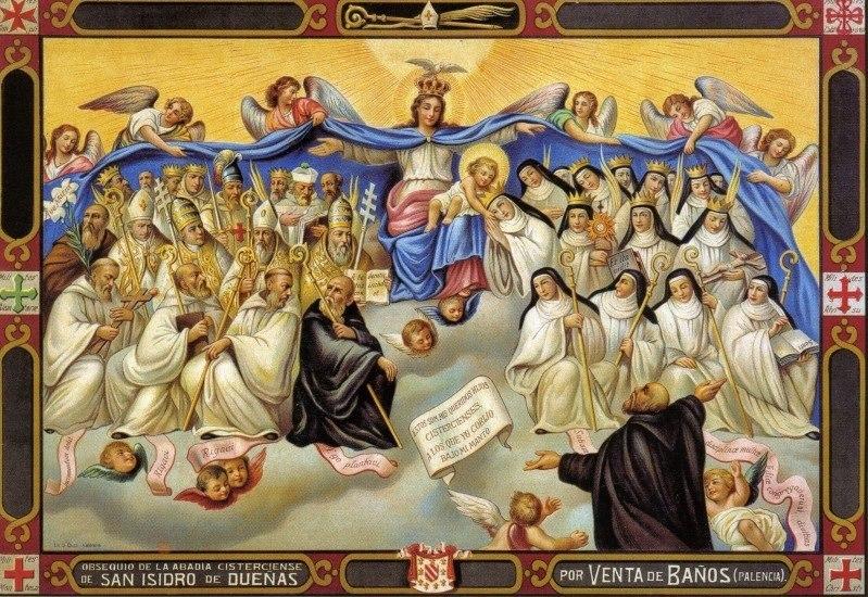 All-Benedictine-Saints 13 NOV 2018