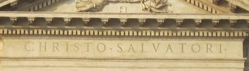 christo salvatori - lateran