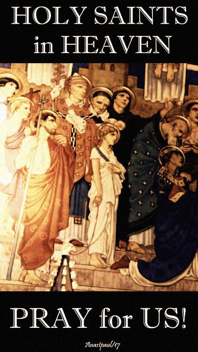 holy-saints-in-heaven-pray-for-us-no-2-1-nov-2018