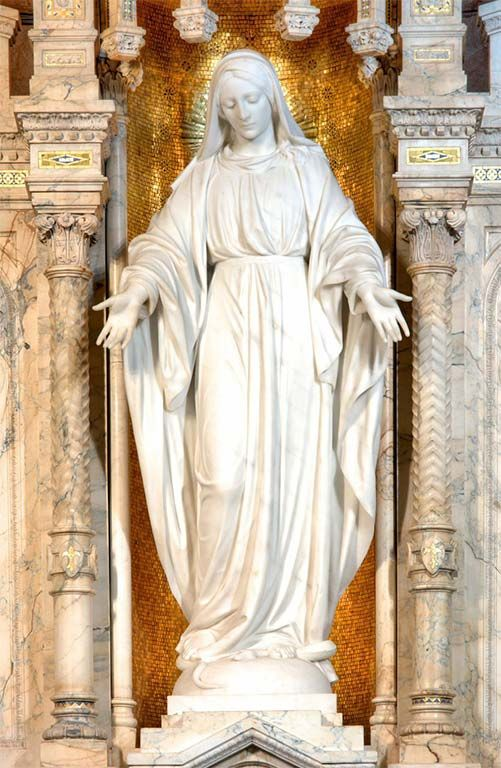our lady of the MM
