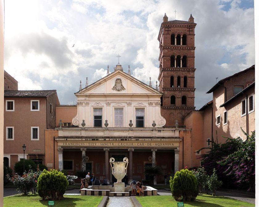 Santa_cecilia_in_trastevere,_esterno_02