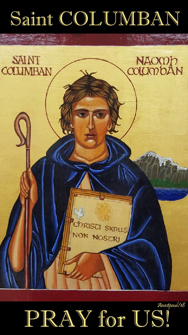st columban pray for us no 2 - 23 nov 2018