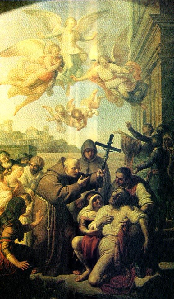 st leonard preaching in corsica