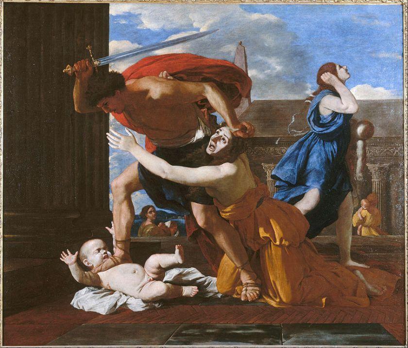 902px-Nicolas_Poussin_-_Le_massacre_des_Innocents_-_Google_Art_Project
