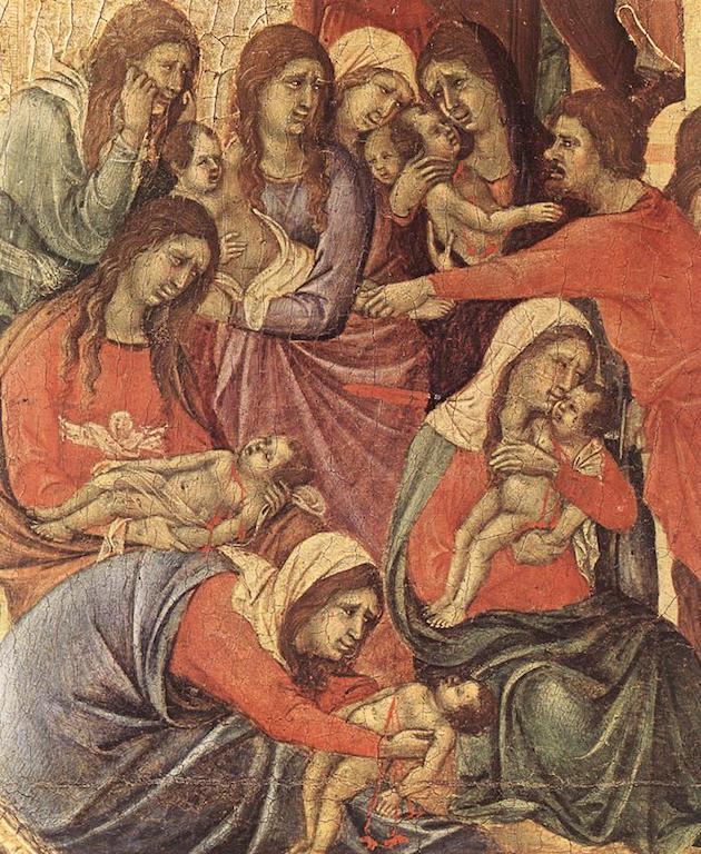 Duccio_di_Buoninsegna_-_Slaughter_of_the_Innocents_detail_-_WGA06764