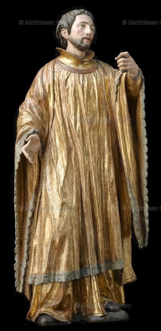 beautiful statue saint-francis-xavier
