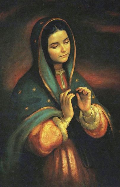 our lady of guadalupe beautiful