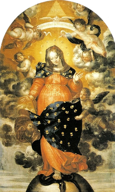 our lady of the-expectation