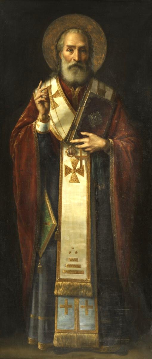 st nicholas - Jaroslav_Čermák_(1831_-_1878)_-_Sv._Mikuláš.jpg
