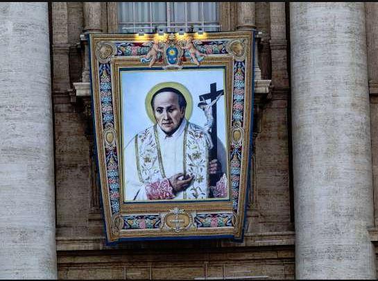 st vincenzo romano canonisation
