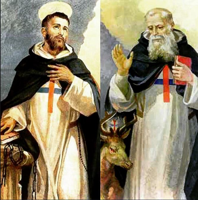 sts john of matha and felix of valois