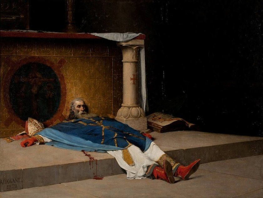 the-murder-of-st-thomas-a-becket-after-the-painting-by-a-dawant