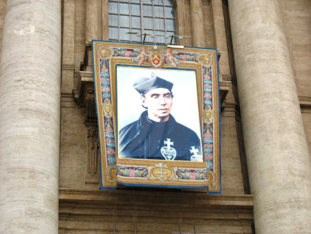 canonisation st charles of mount argus