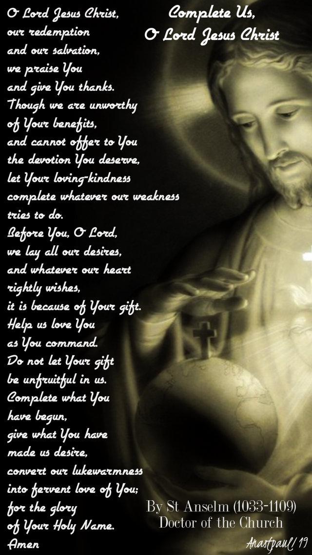 complete us o lord jesus christ - st anselm - 21 jan 2019.jpg