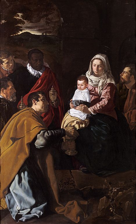 epiphany velázquez_-_adoración_de_los_reyes_(museo_del_prado,_1619)