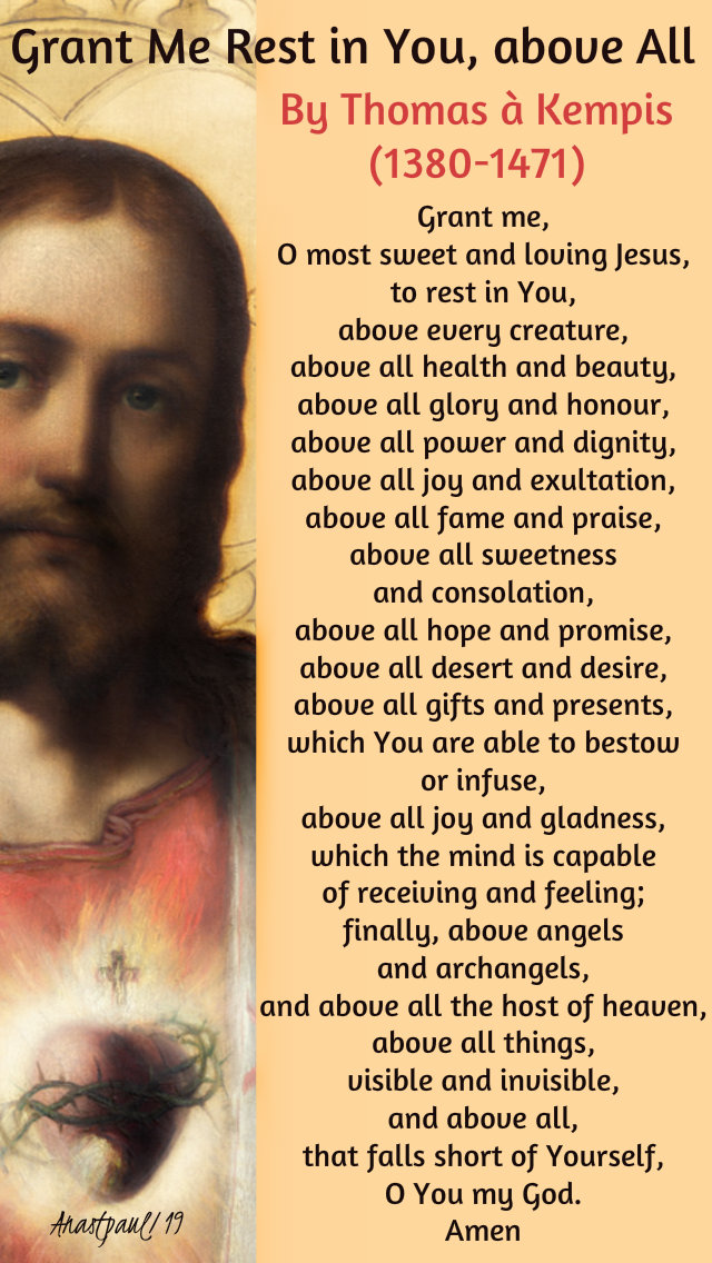grant me rest in you above all o Jesus - thomas a kempis 11 jan 2019.jpg