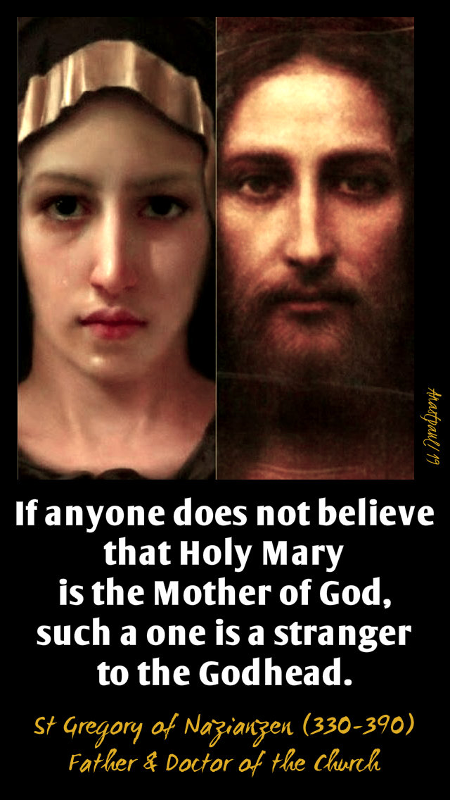 if anyone does not believe - st gregory of nazianzen - 2 jan 2019.jpg