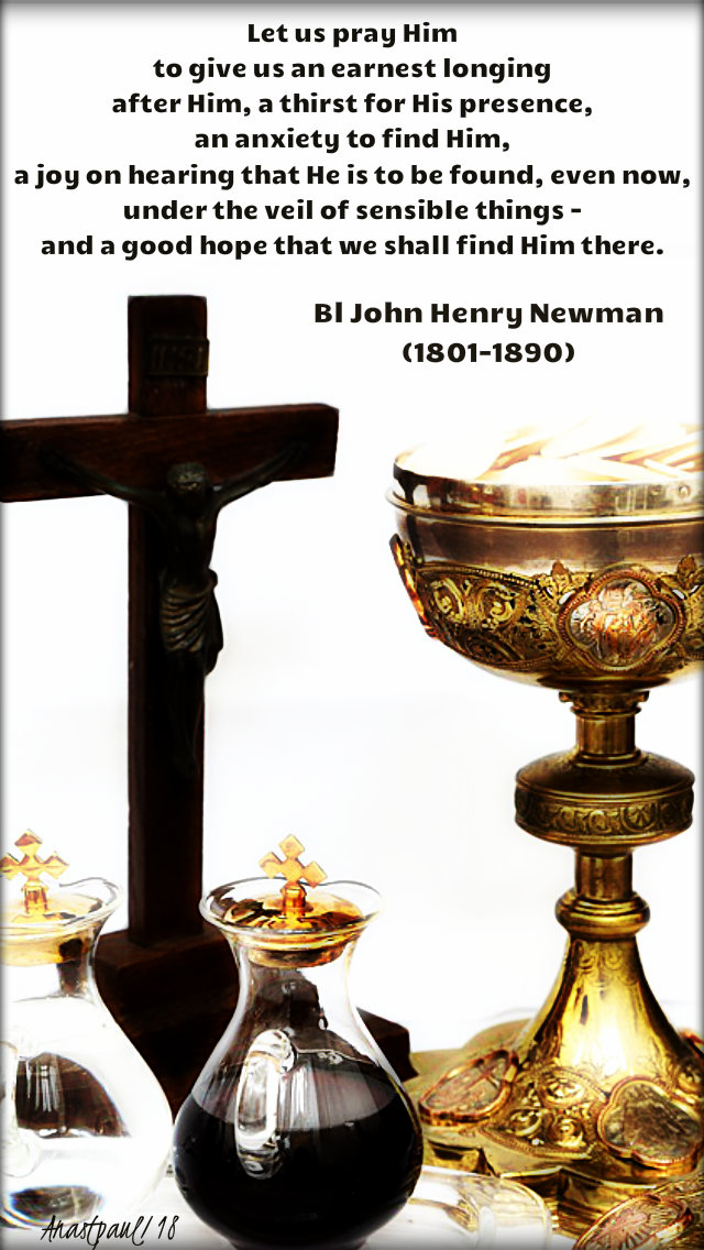 let us pray him to give us - bl john henry newman 13 jan 2019.jpg