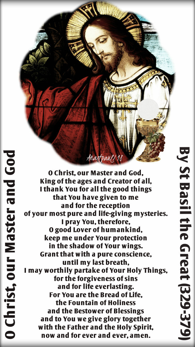 o christ our master and god - 2 jan 2019 st basil the great.jpg