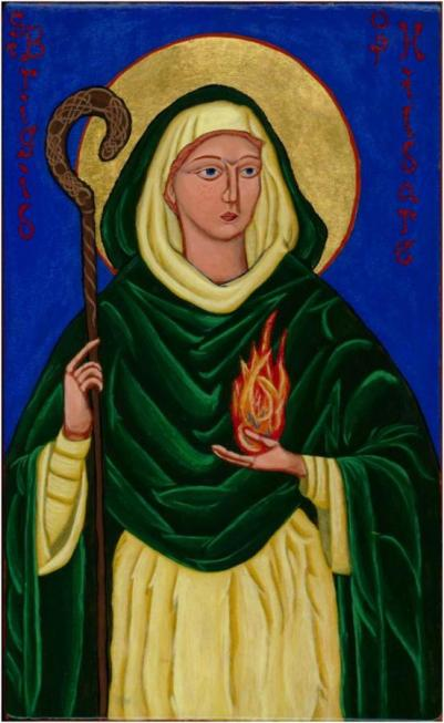 saint-brigid-painting