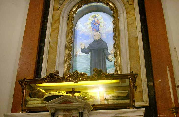 shrine st antonio maria pucci