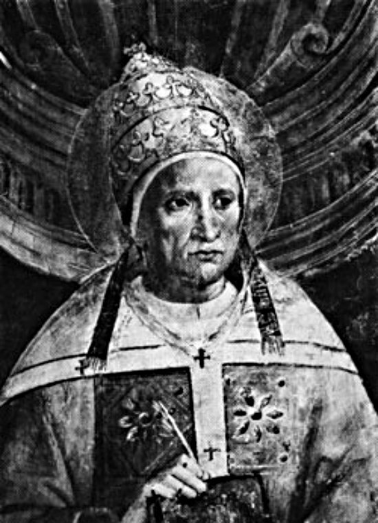 st pope fabian