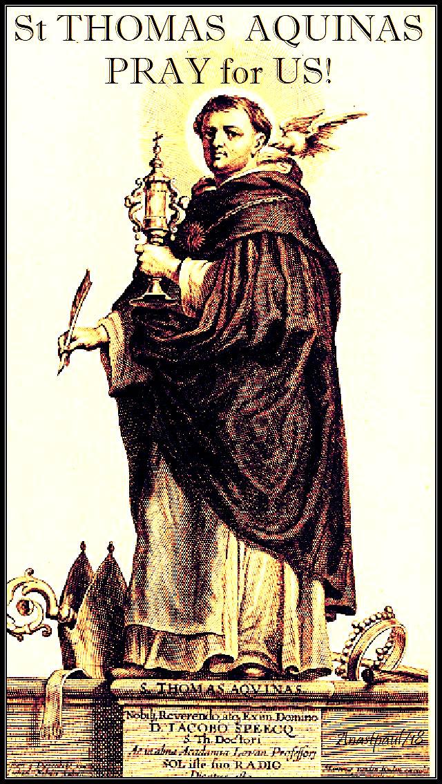st thomas aquinas pray for us no 2- corpus christi - 28 jan 2019..jpg
