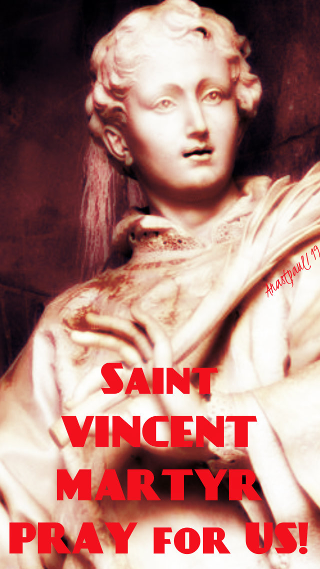 st vincent martyr pray for us 22 jan 2019.jpg