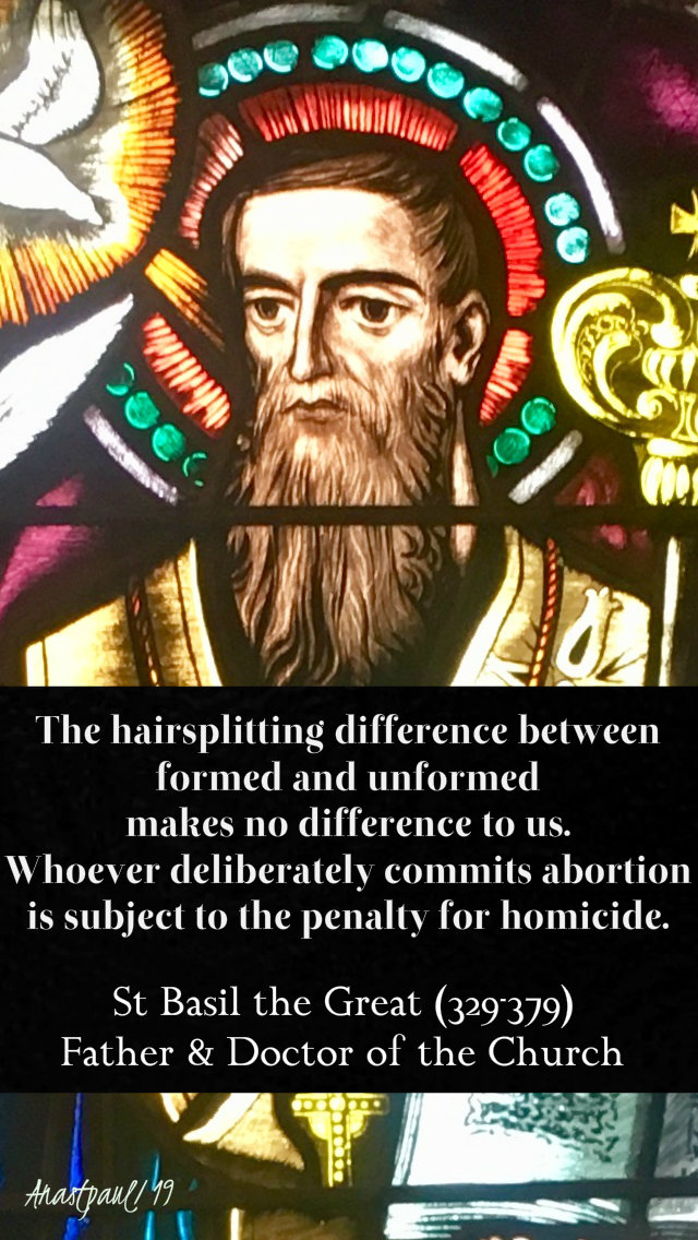 the hairsplitting difference - st basil the great - 2 jan 2019