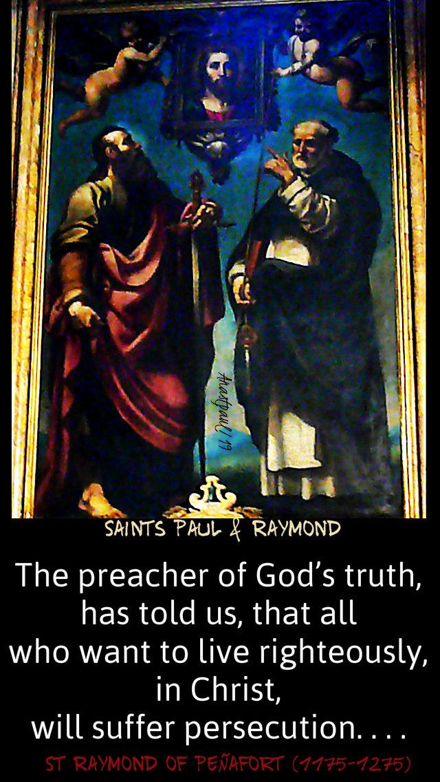 the preacher of god's truths - st raymond - 7 jan 2019.jpg