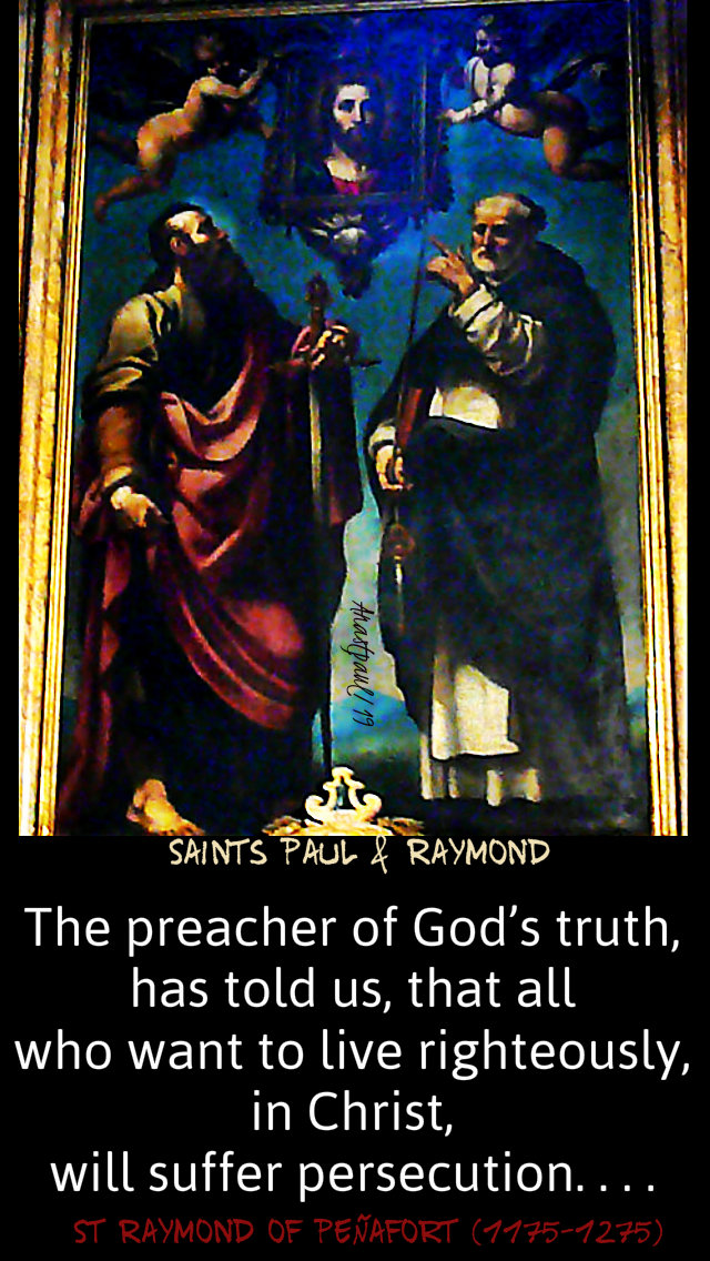 the preacher of god's truths - st raymond - 7 jan 2019.jpg