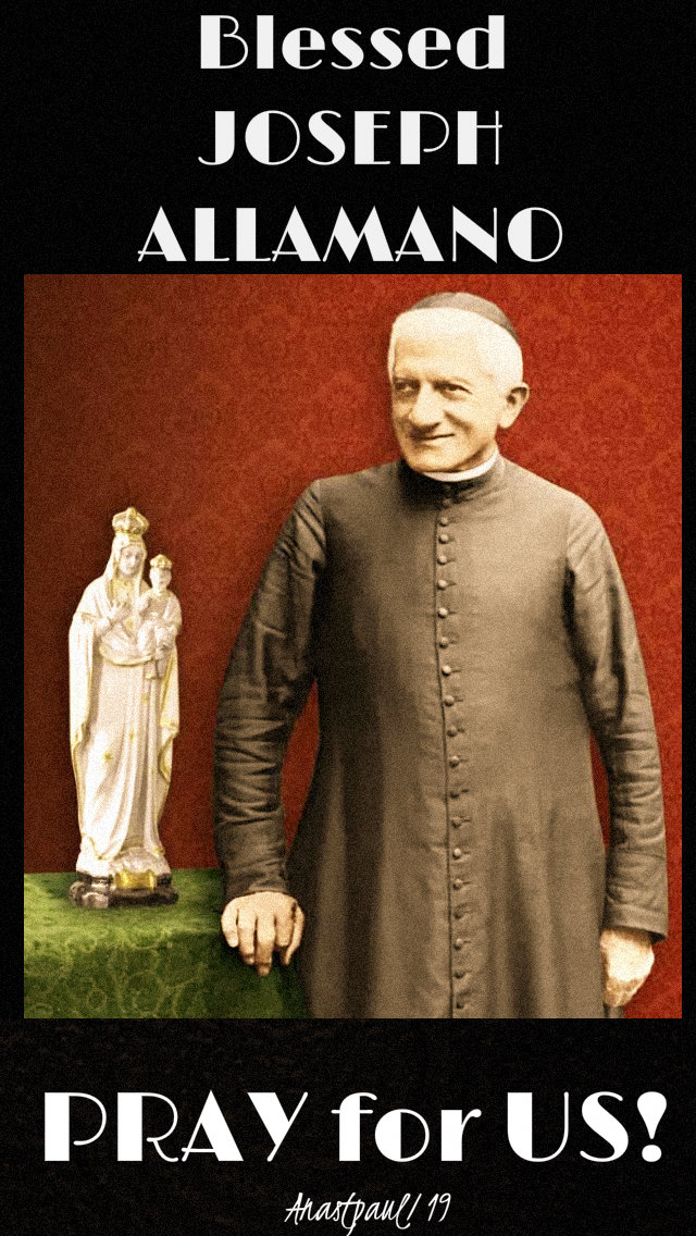 bl joseph allamano pray for us 16 feb 2019